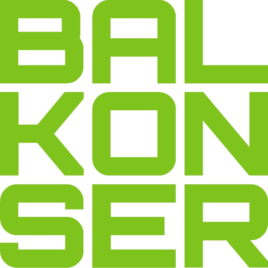 BALKONSER logo
